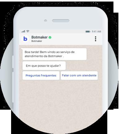 chat mobile botmaker