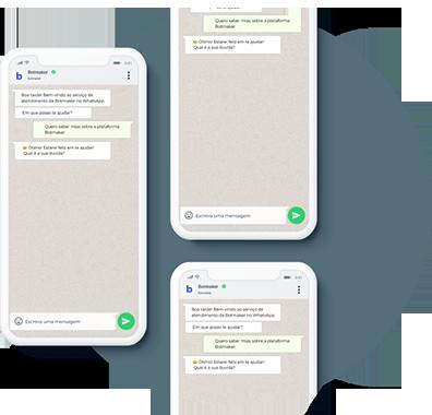 Somos WhatsApp Solution Provider Oficial