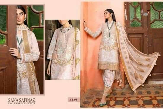Sana Safinaz Exclusive Collection  - Bponi
