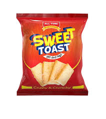 All Time Sweet Toast 350gm - Bponi