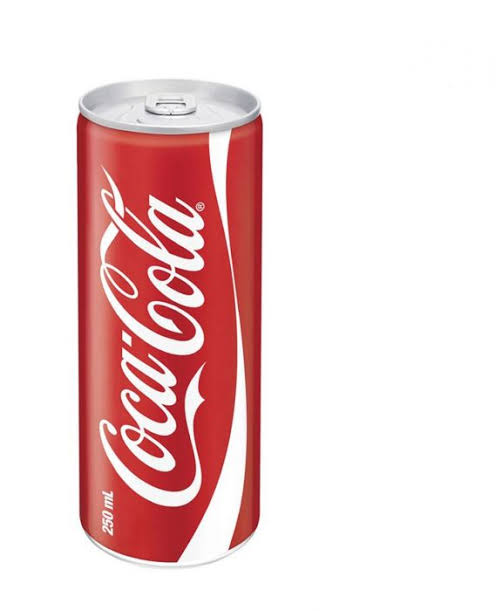 Cocacola 250ml Can - Bponi