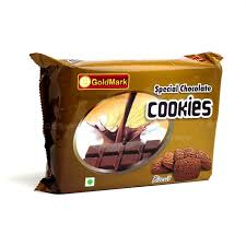 Gold Mark Chocolate Cookis 270gm - Bponi