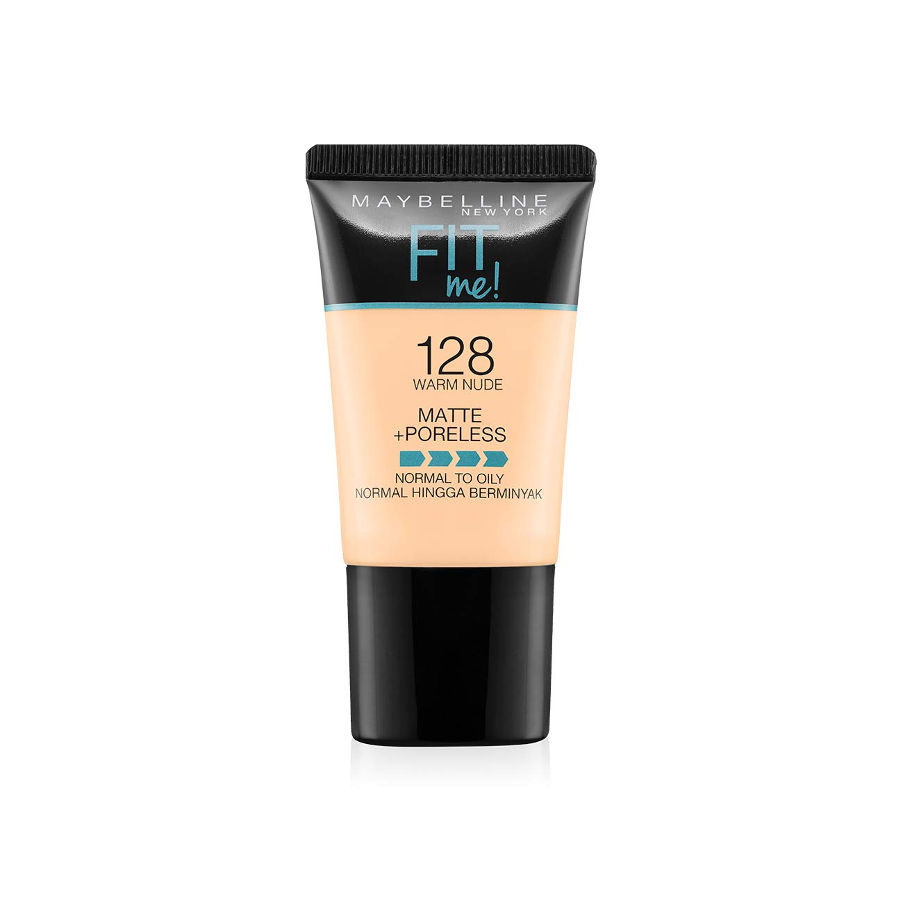 Maybelline New York Fit Me Matte+Poreless Liquid Foundation  - Bponi