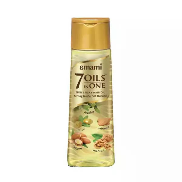 Bponi | Emami 7 oils in one None sticky Hair oil