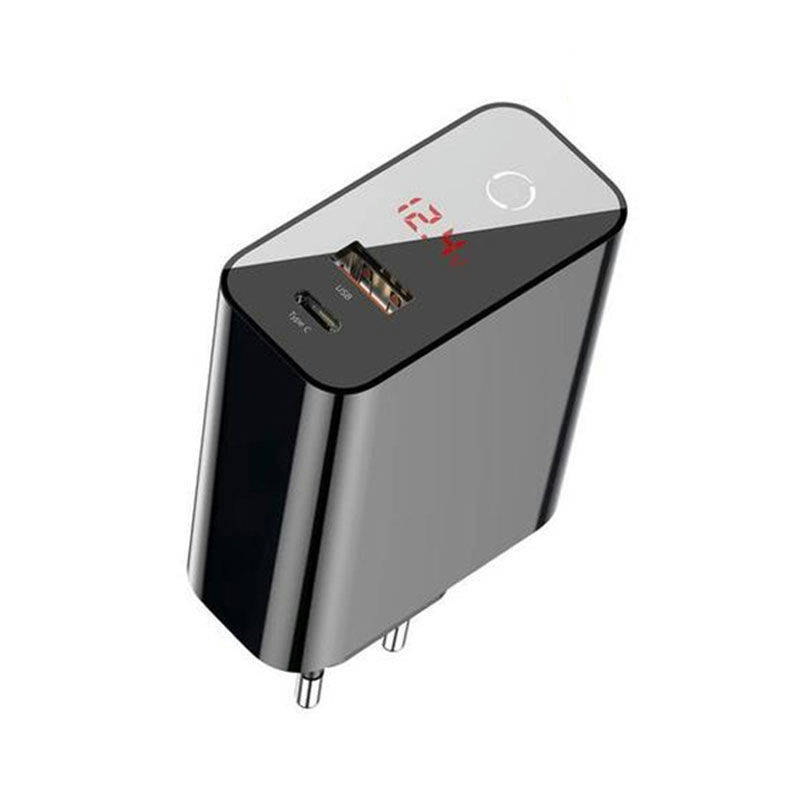 Bponi | Baseus 45WCCFSEU907-01 Speed PPS smart shutdown Digital Display Touch Charger