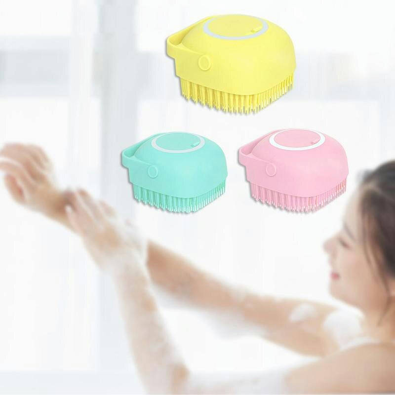 Silicon Massage Bath Brush - Bponi