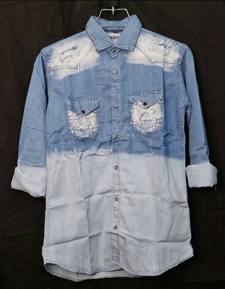 Denim Shirt - Bponi
