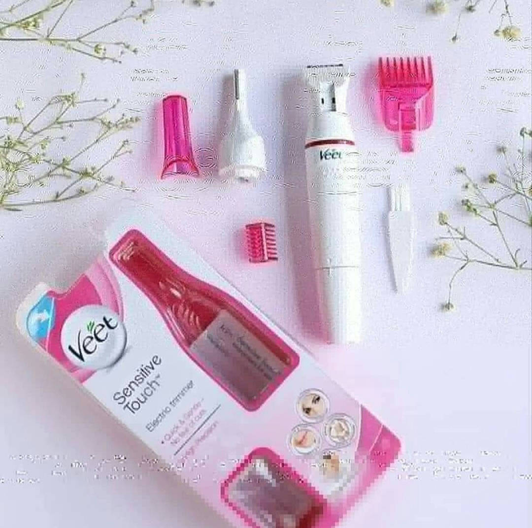 Veet Sensitive Touch Electric Trimmer for Women - Bponi