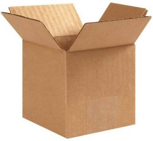 Bponi - 3ply 6x6x6 Packing Shipping Boxes Cartons