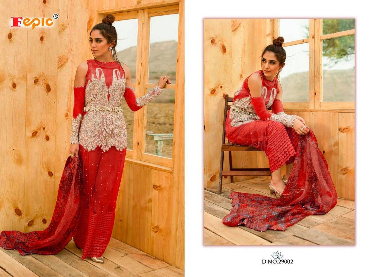 Fepic Rosemeen Crimson - 29002 - Red - Asi - Bponi