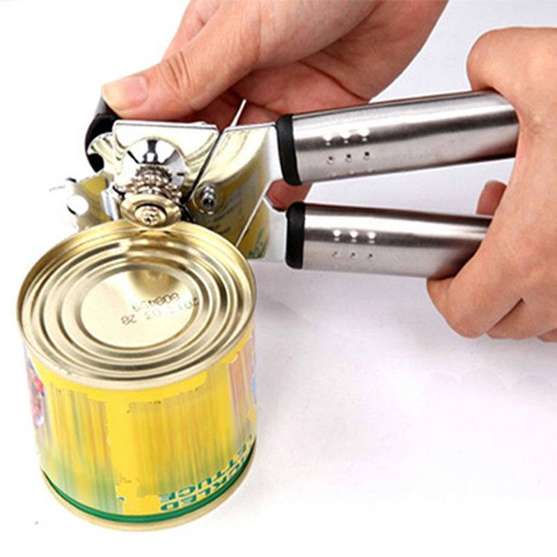 Stainless Steel Can & Bottle Opener - Bponi