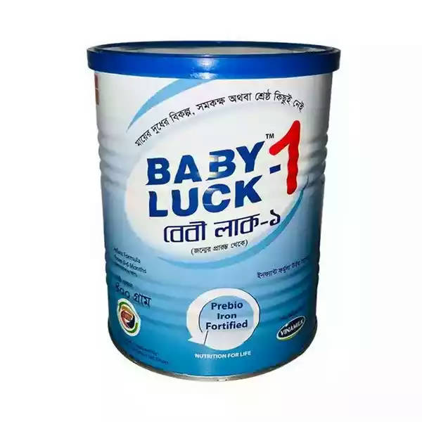 Bponi - Baby Luck 1 (0-6 months) Tin 400 gm