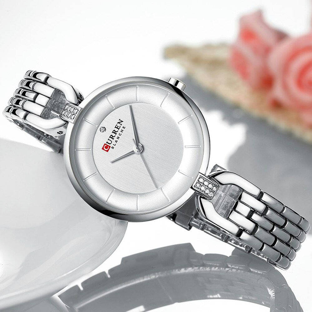 Fashionable Stainless Watch For Women - 6spnsl - Bponi