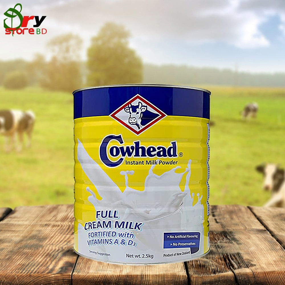 Cowhead Instant Milk Powder – 900g - Bponi