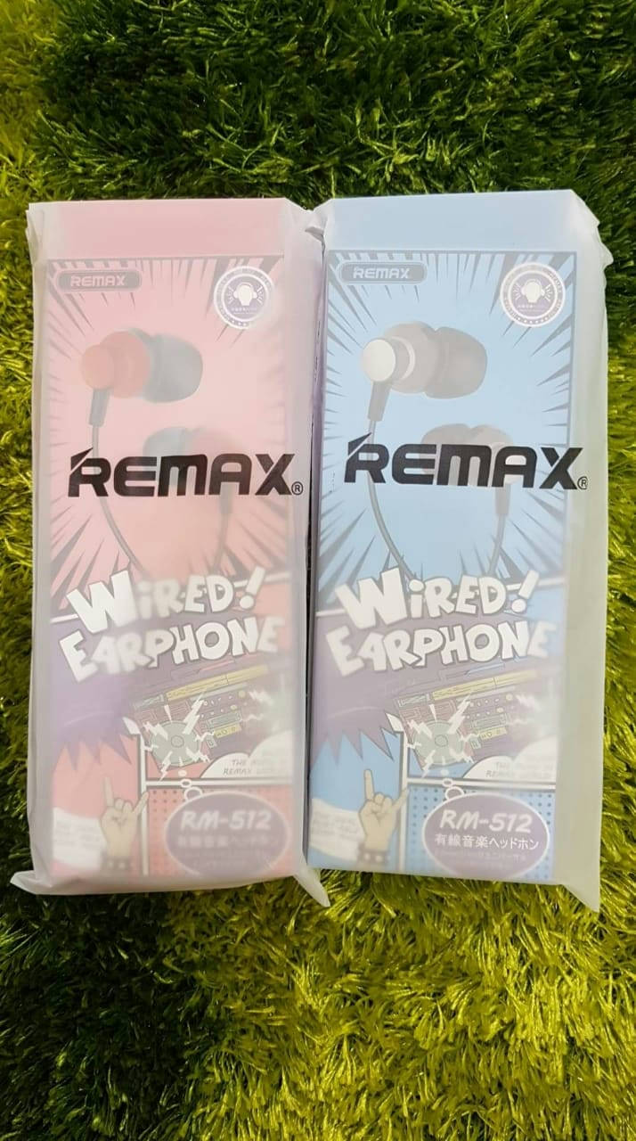 Remax Wired Earphone - Bponi