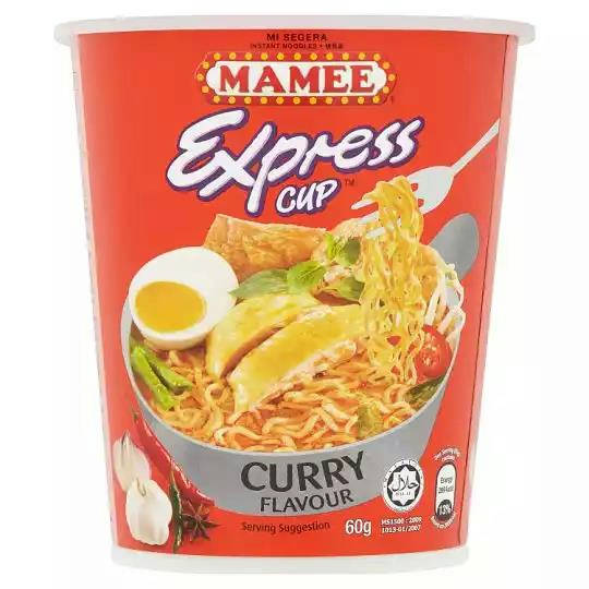 Bponi - Mamee Express Curry Flavour Cup Noodles
