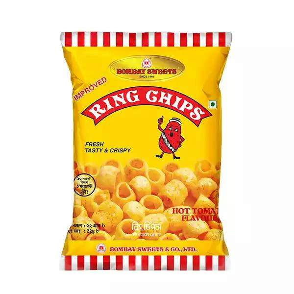Bponi - Bombay Sweets Ring Chips