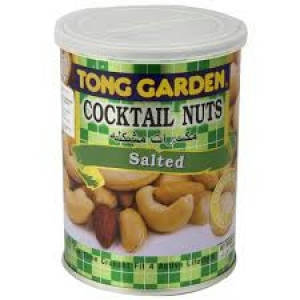 Bponi - TONG GARDEN COCKTAIL NUT,130G