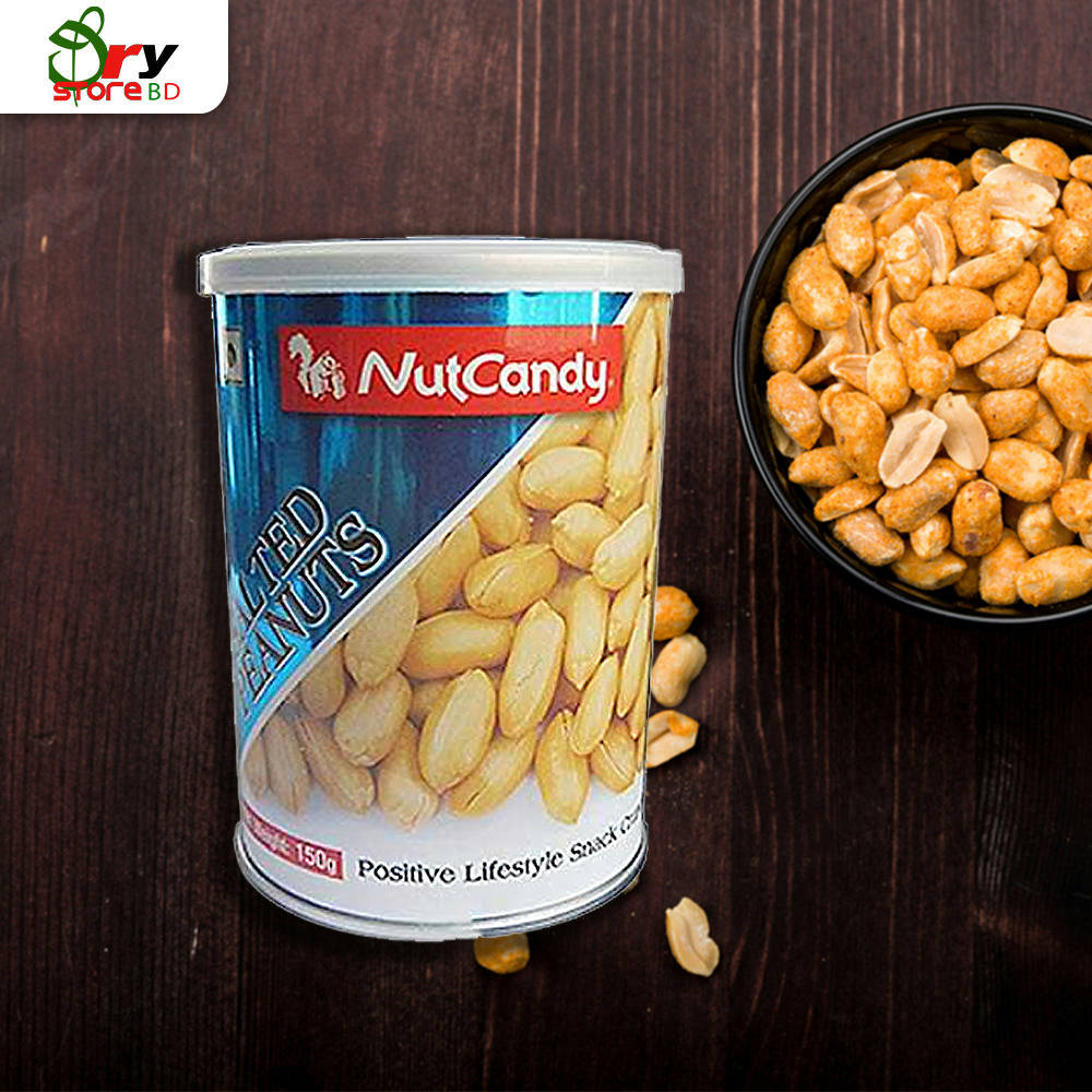 Bponi - Nut Candy Salted Peanuts-150g.