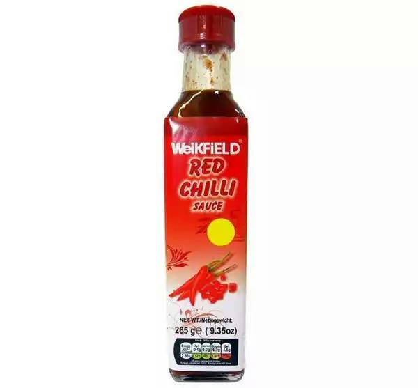 Bponi   Weikfield Red Chilli Sauce