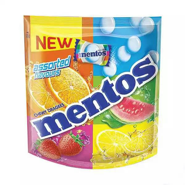 Bponi   Mentos Assorted Candy Pouch