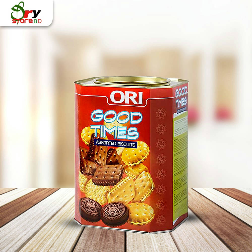 Ori Good Time Assorted Biscuits-540gm  - Bponi