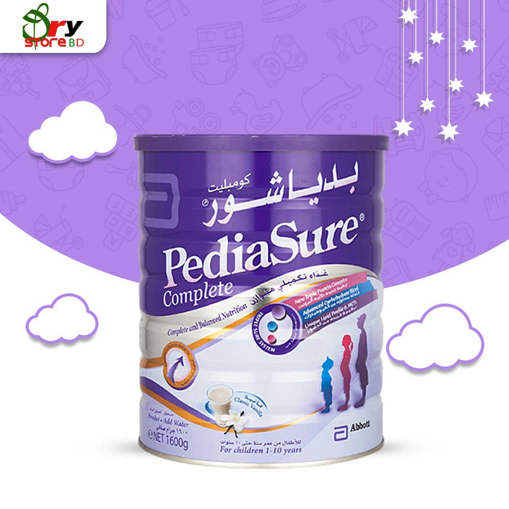 Pediasure milk-900gm - Bponi