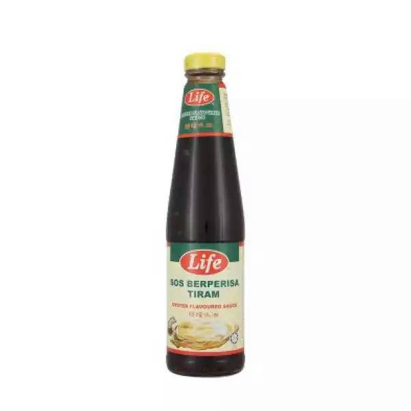 Life Oyster Flavoured Sauce  - Bponi
