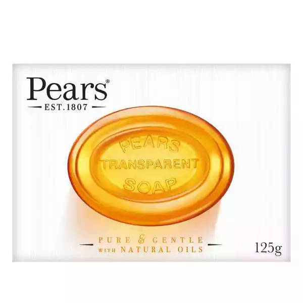 Bponi   Pears Transparent Soap Pure And Gentle With Plant Oils