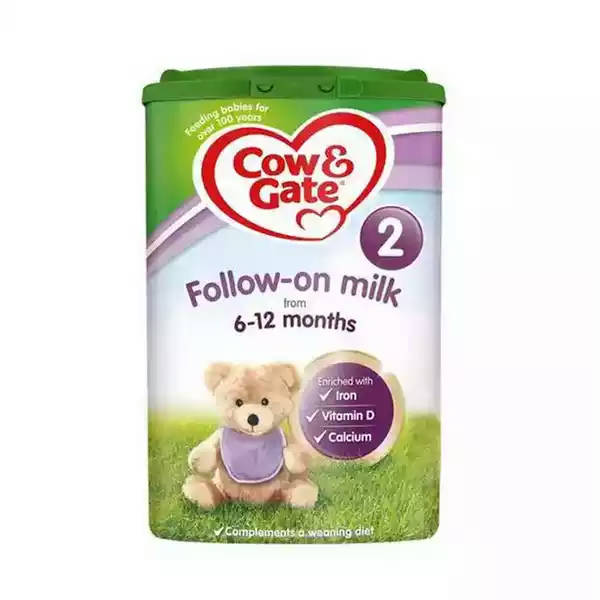 Bponi | Cow & Gate Follow On Milk 2 (From Six Months) 800 gm