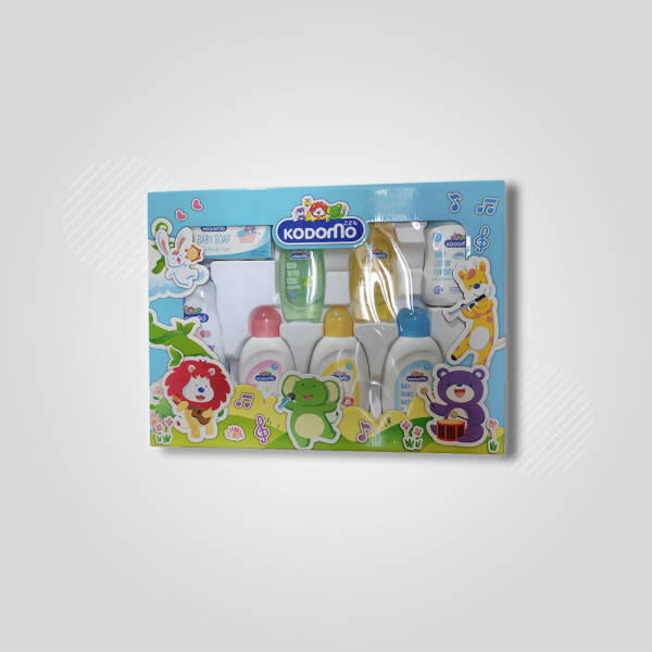 Baby Gift Set Large (8 Pcs) - Bponi