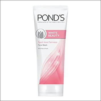 Bponi | Pond's Face Wash White Beauty 100 gm