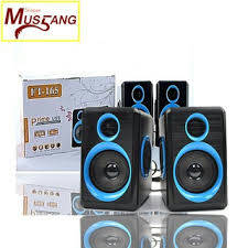 Prime USB Compact Design High Quality Multimedia Speaker FT-175AC - Bponi