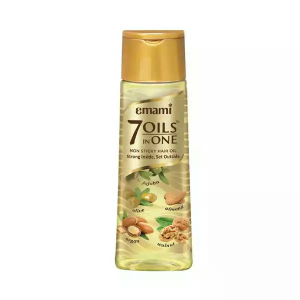 Bponi | Emami 7 Oils In One Non Sticky Hair Oil