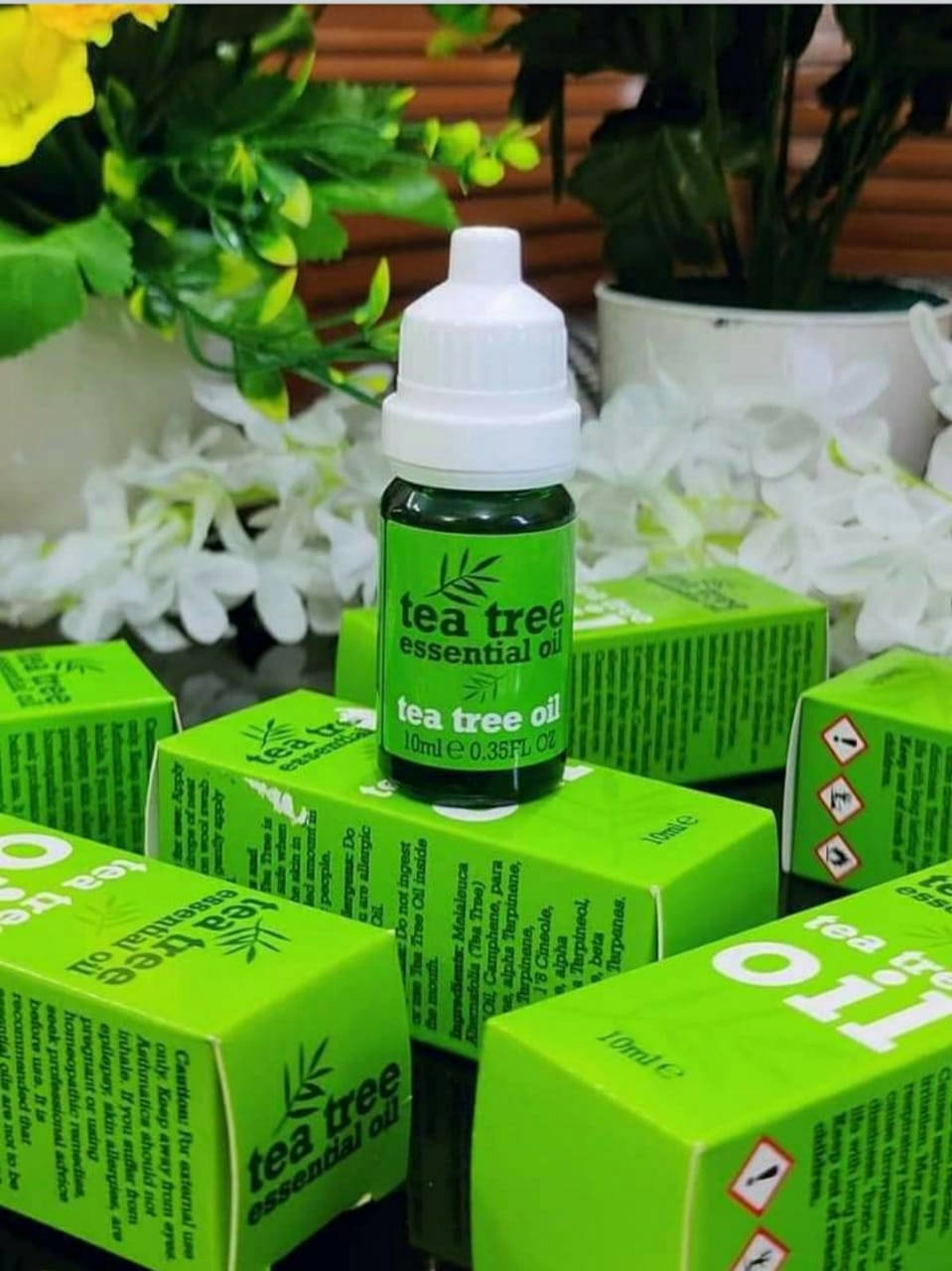 Tea Tree Essential Oil - Bponi