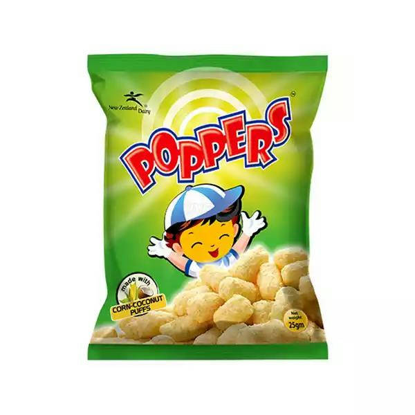 Bponi - Poppers Corn Coconut Puffs Chips