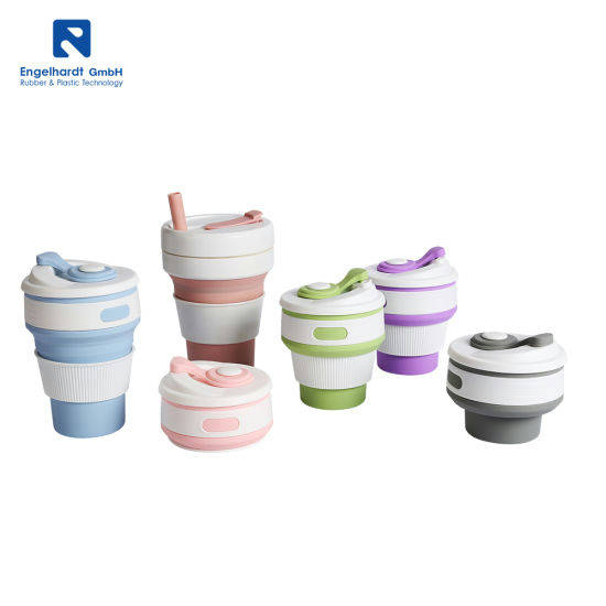 Collapsible Coffee Cup - Bponi