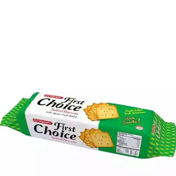 Bponi | Olympic First Choice Salted Biscuits