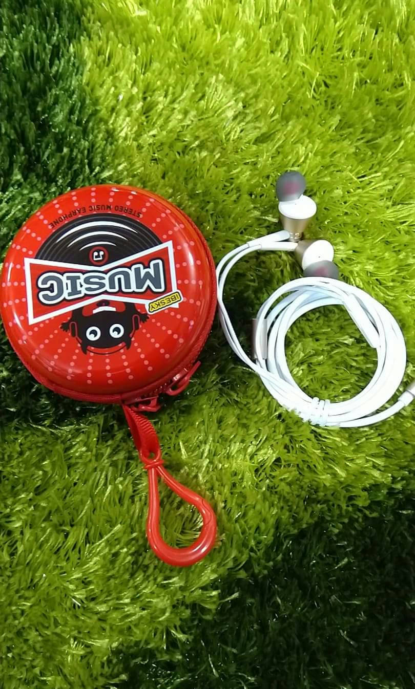Original music Earphone - Bponi