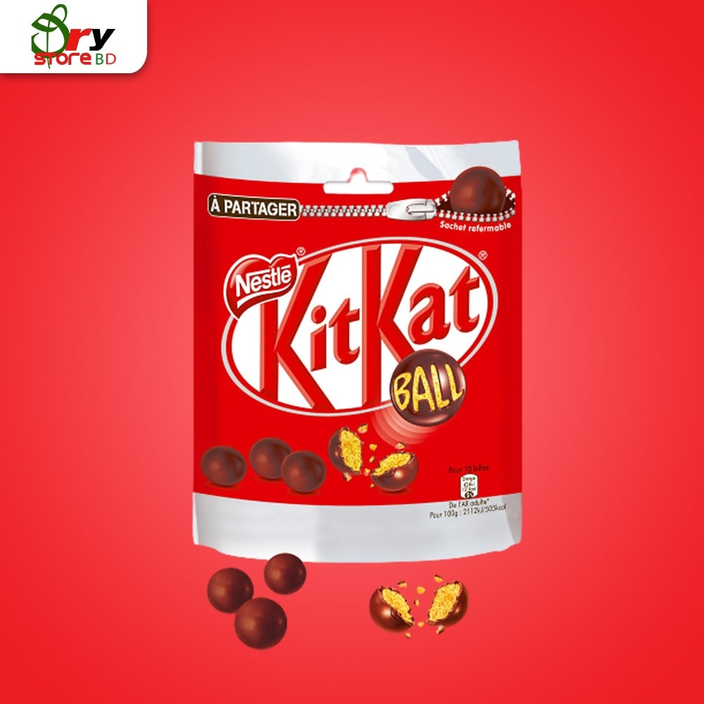 Nestle KitKat Ball 250g - Bponi