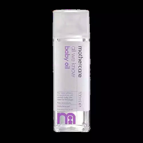 Mother Care Baby Oil 300 ml - Bponi
