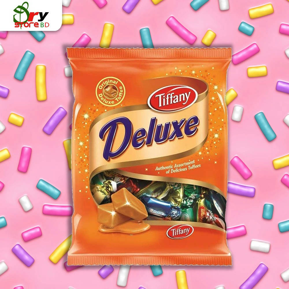 Tiffany Deluxe Toffee - 350g. - Bponi