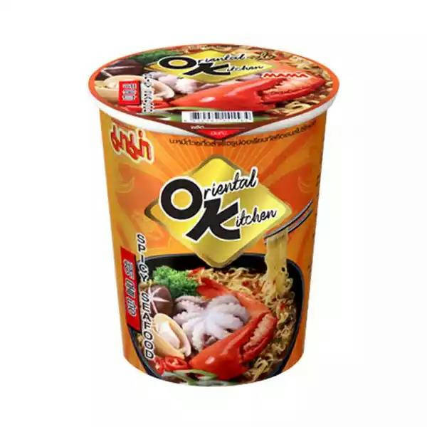 Bponi - Mama Instant Noodles Oriental Kitchen Spicy Seafood
