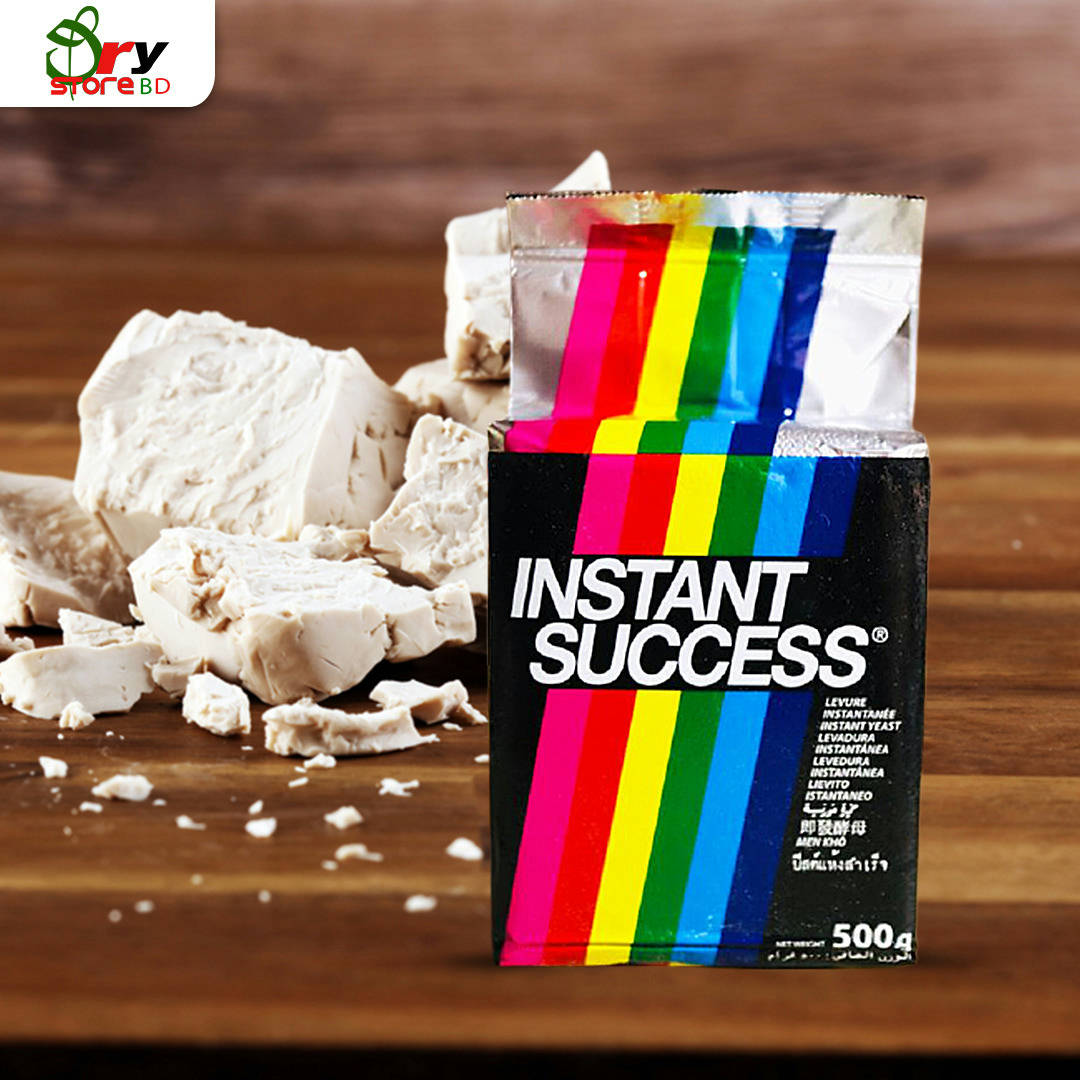 Instant Success Dry Yeast 500g. - Bponi