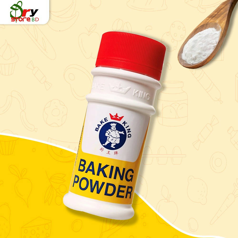 Baking Powder - 70g. - Bponi