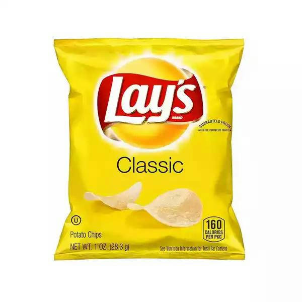 Bponi | Lays Classic Salted