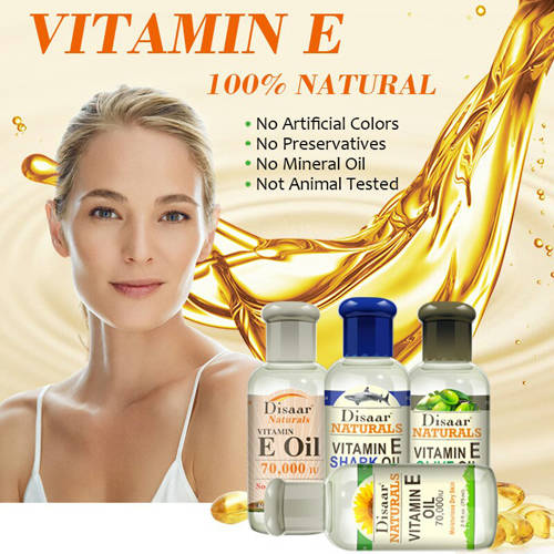 Disaar Vitamin E Oil - Bponi