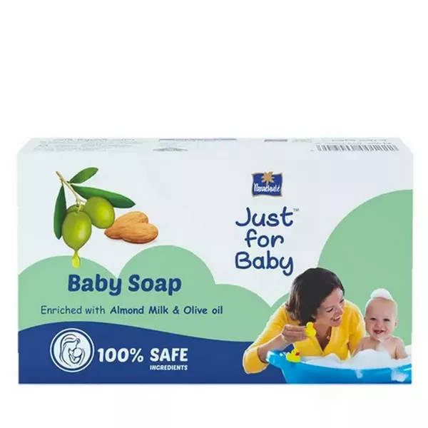 Bponi | Parachute Just for Baby Soap 75 gm