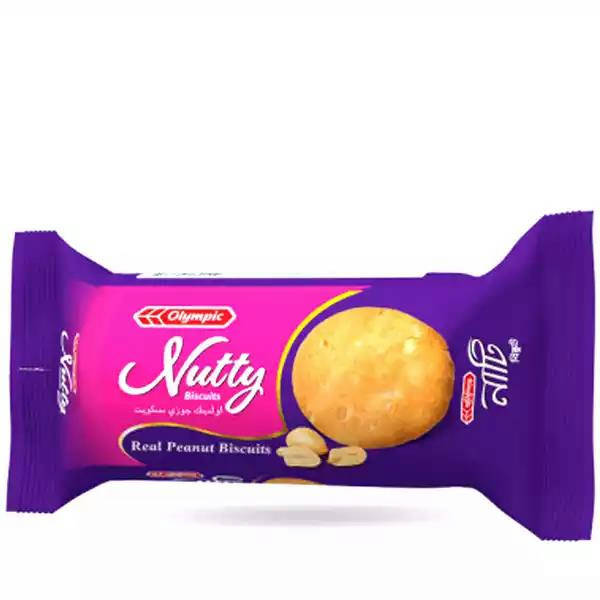 Bponi - Olympic Nutty Real Peanut Biscuits