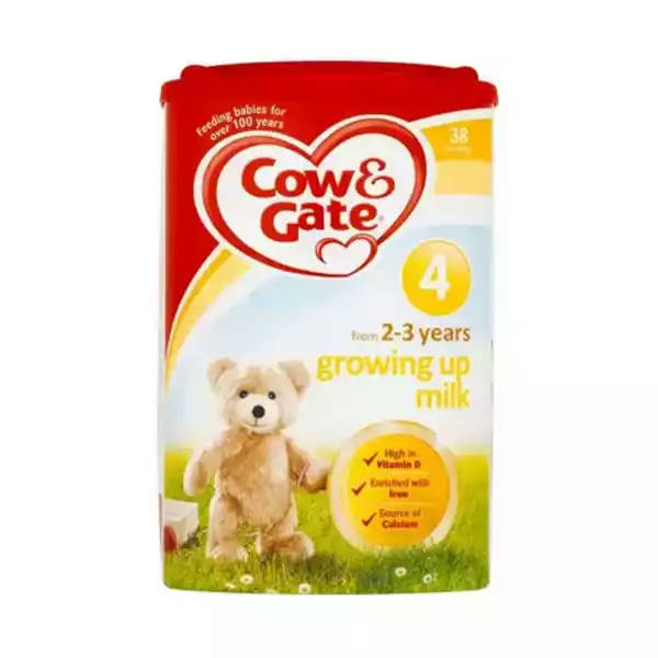 Bponi | Cow & Gate Growing Up Milk 4 (From 2-3 Years) 800 gm
